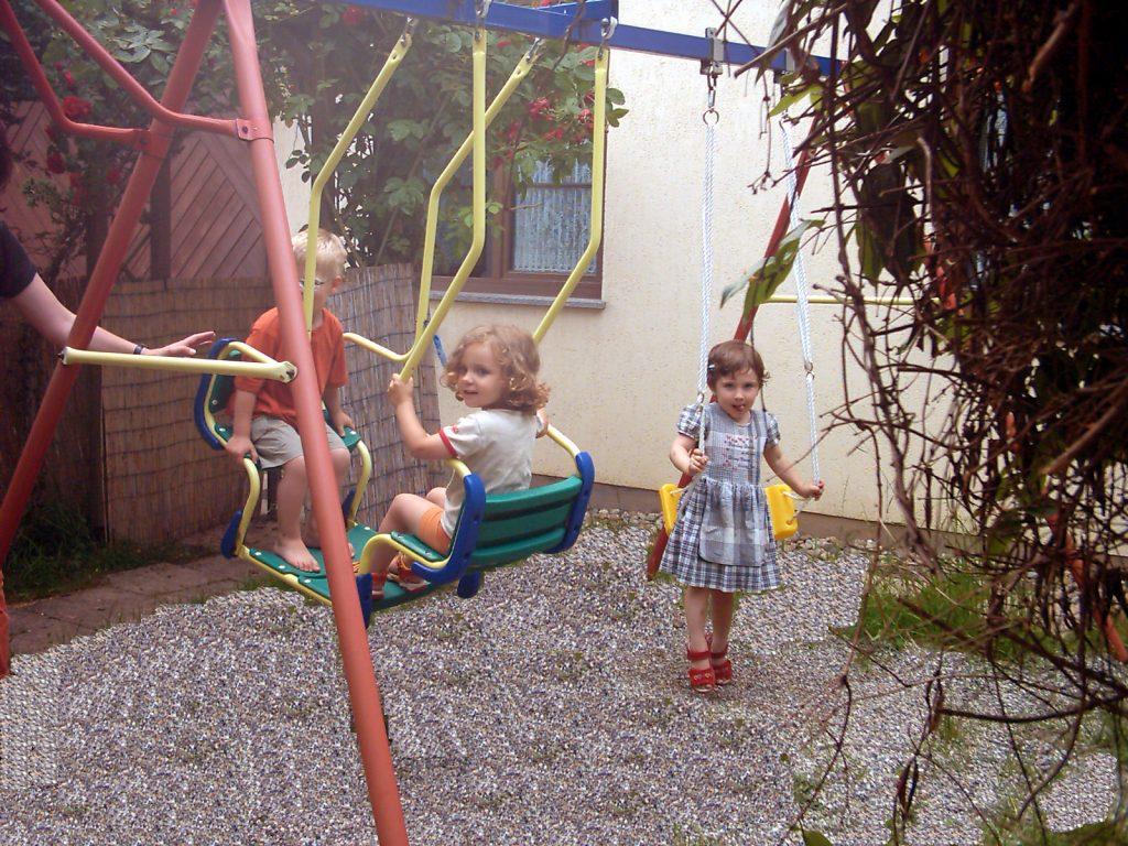 Landgasthaus Taubertal Spielplatz