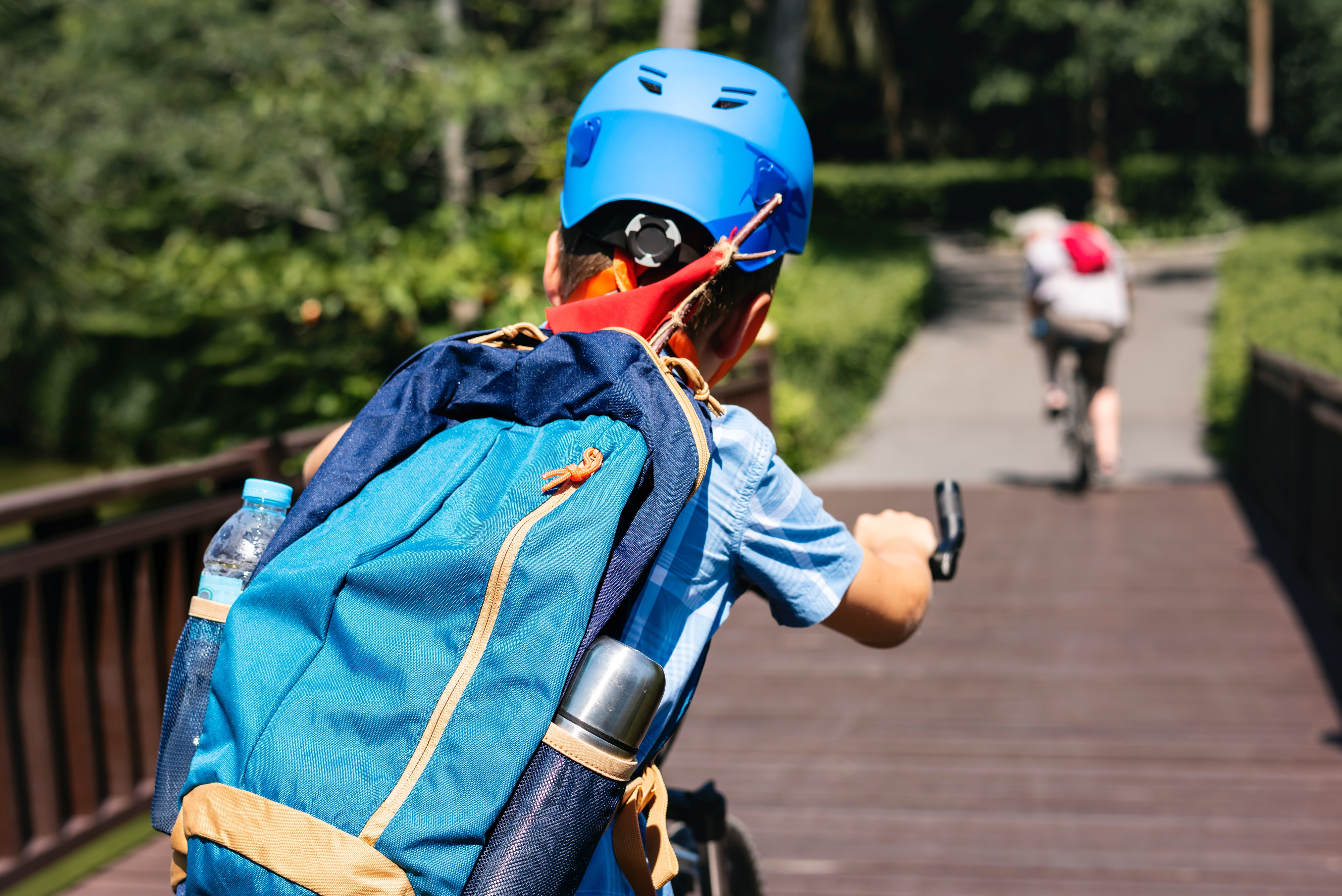 Radwandern in Tauber Franken