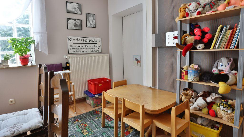 Landgasthof Taubertal Kinderecke
